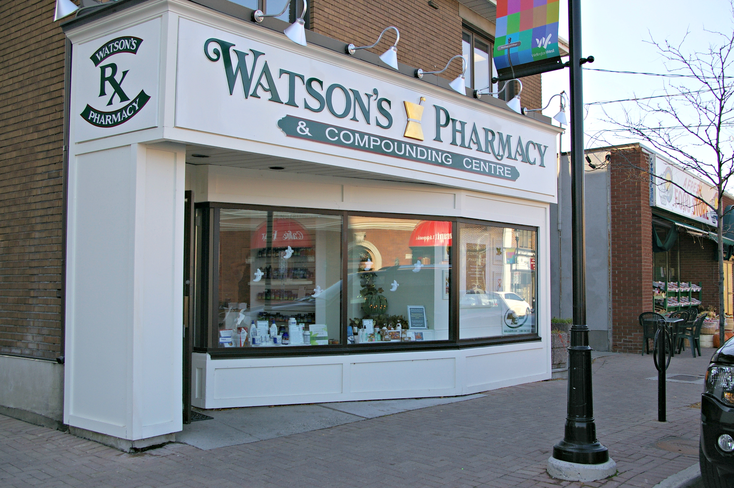 Location & Hours | Watson's Pharmacy and Compounding Centre